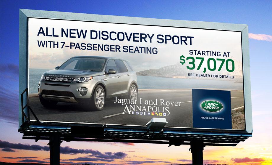 Jaguar Land Rover of Annapolis - Rooftop Communications